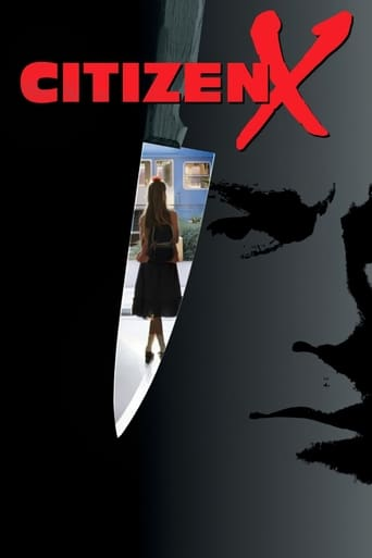 Poster of Citizen X