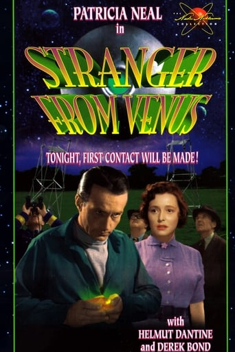 Poster of Stranger from Venus
