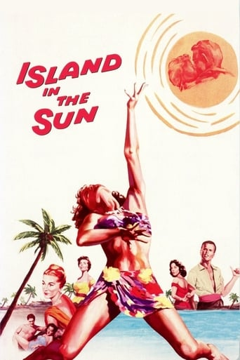 Poster of Island in the Sun