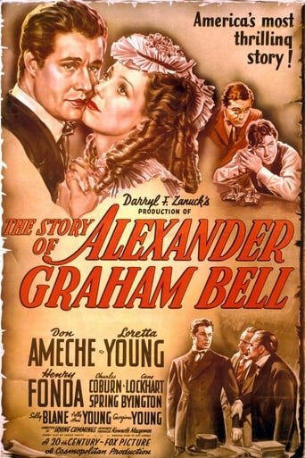 Poster of The Story of Alexander Graham Bell