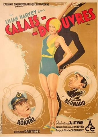 Poster of Calais-Douvres