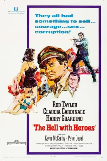 Watch The Hell with Heroes Free Movie Online