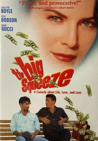 Poster of The Big Squeeze