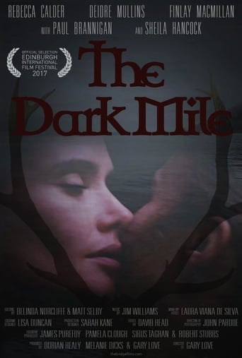 Poster of The Dark Mile