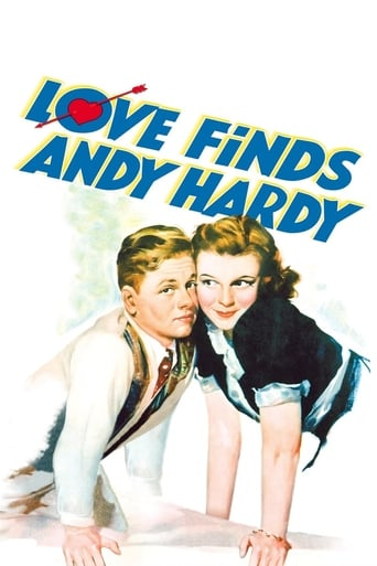 Poster of Love Finds Andy Hardy