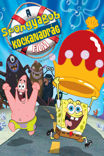 Spongyabob - A mozifilm