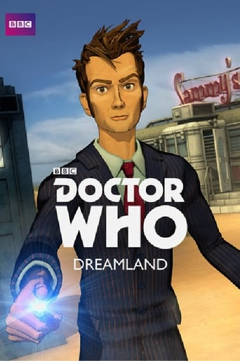 Doctor Who - Dreamland: Invasion der Area 51