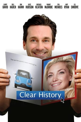 Poster of Clear History