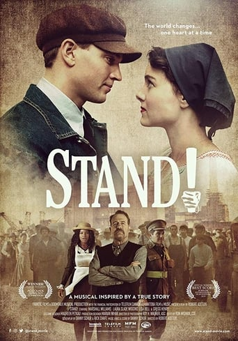 Poster of Stand!