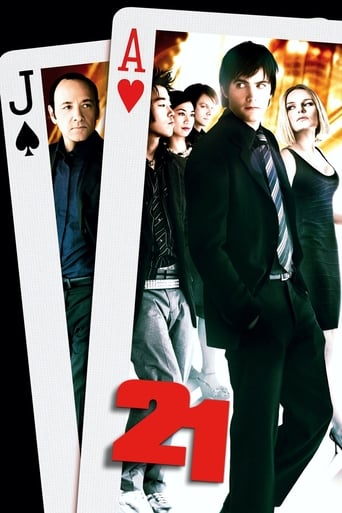 21 (2008) - poster