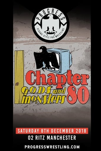 Poster of PROGRESS Chapter 80: Gods and Monsters