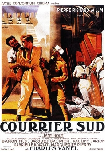Poster of Courrier Sud