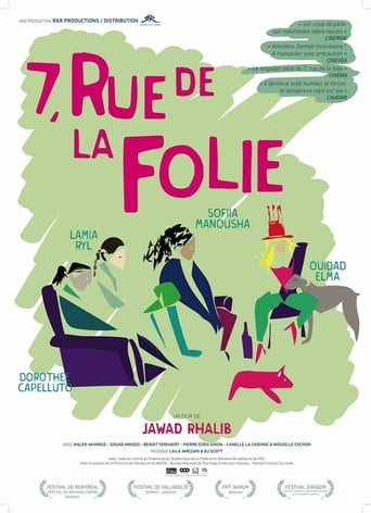 7, rue de la Folie Movie Poster