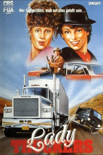 Poster of Flatbed Annie & Sweetie Pie: Lady Truckers