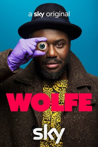 Poster Wolfe
