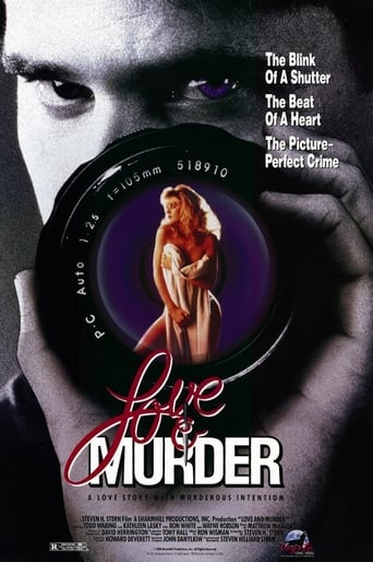 Poster of Love & Murder