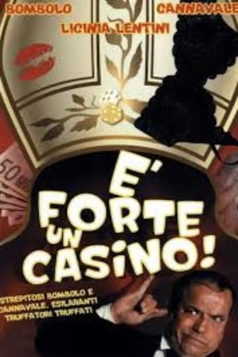 Poster of É forte un casino