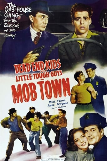 Poster of Mob Town