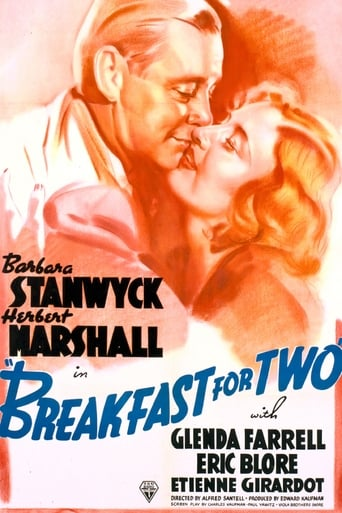 Poster of Breakfast for Two