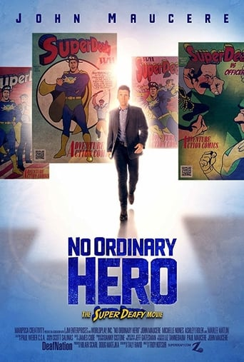 Poster of No Ordinary Hero: The SuperDeafy Movie