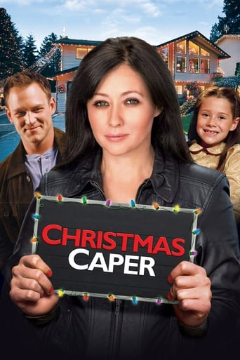 Poster of Christmas Caper