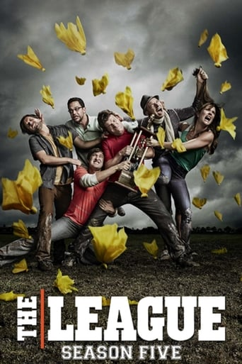 The League Poster