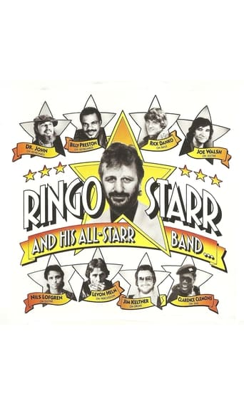 Poster of Ringo Starr and His All-Starr Band