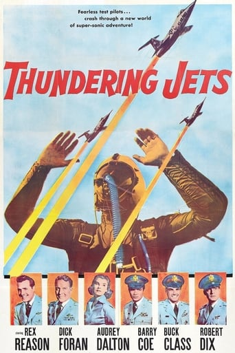 Poster of Thundering Jets