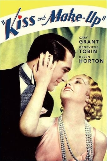 Poster of Kiss and Make-Up