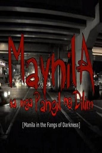 Poster of Maynila sa mga Pangil ng Dilim