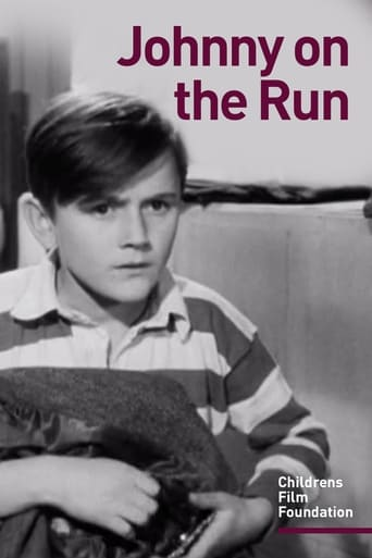 Poster of Johnny on the Run