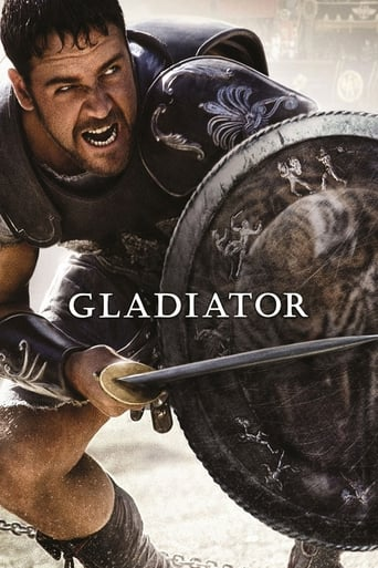 Gladiator (2000) - poster