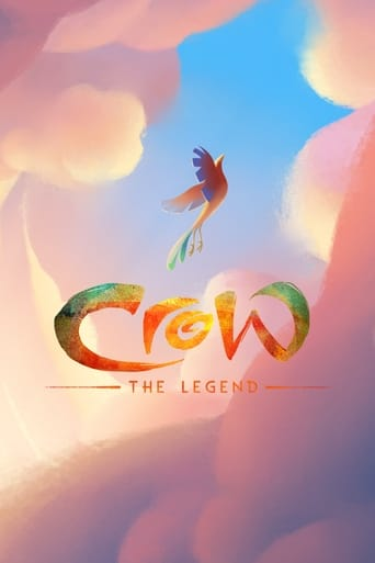 Poster of Crow: The Legend