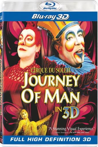 Poster of Cirque du Soleil: Journey of Man