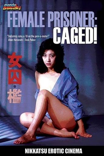 Poster of Female Prisoner: Caged!