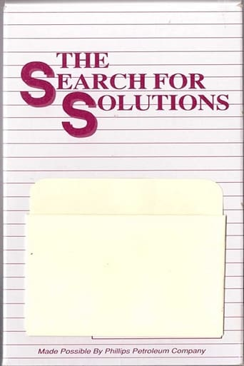 Capitulos de: The Search for Solutions