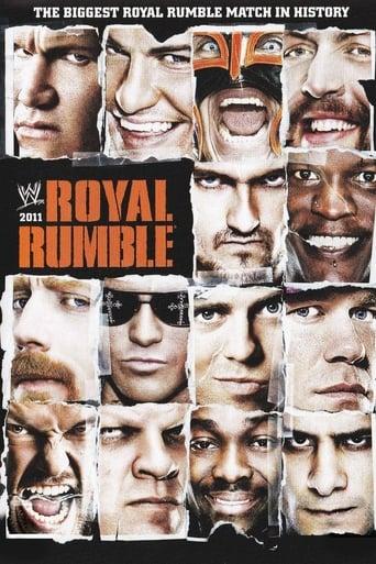 Poster of WWE Royal Rumble 2011