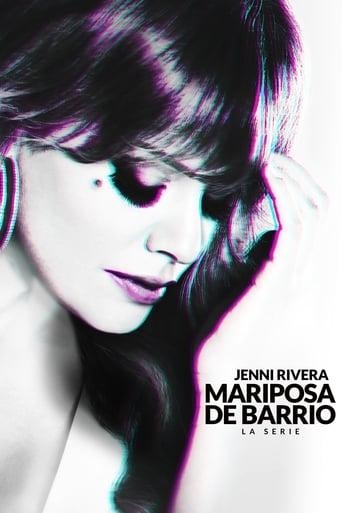 Poster Jenni Rivera: Mariposa de Barrio