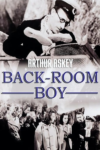 Watch Back-Room Boy Online Free Putlocker