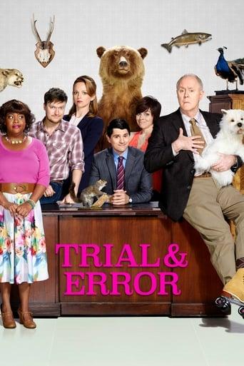 Poster of Trial & Error fragman
