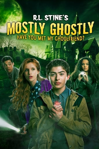 Poster of Mostly Ghostly: Have You Met My Ghoulfriend?