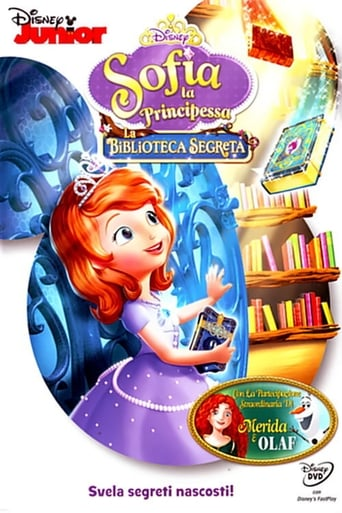 Poster of Princess Sofia: The Secret Bookstore