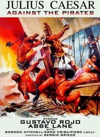 Poster of Caesar Against the Pirates