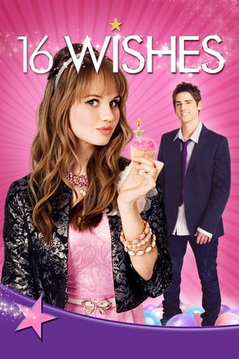 16 Wishes Movie Poster