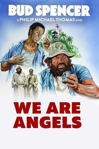 Zwei Engel mit vier Fäusten