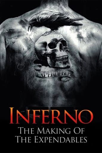 Poster of Inferno: The Making of 'The Expendables'