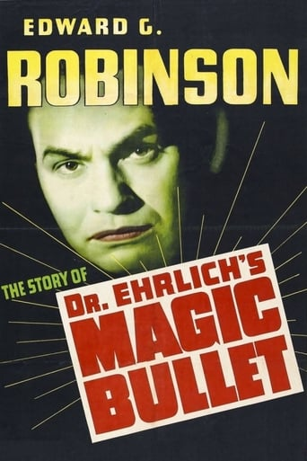 Poster of Dr. Ehrlich's Magic Bullet