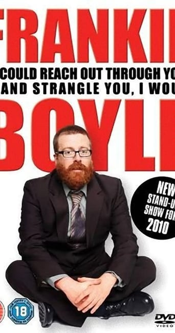 Poster of Frankie Boyle: If I Could Reach Out Through Your TV and Strangle You I Would