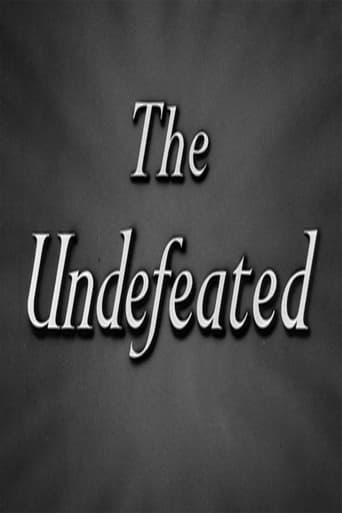Poster of The Undefeated