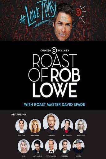 Poster of Comedy Central Roast of Rob Lowe fragman